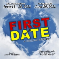 FIRST DATE Will Be Performed Outdoors and Streaming By Buck Creek Players Photo