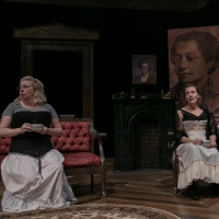 Photo Flash: Step Inside Rehearsals For FOUR WOMEN TALKING ABOUT THE MAN UNDER T Photos