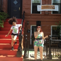 STOOPS BEDSTUY 8th Annual Art Crawl Brings Public Art Performances To Brooklyn's Fron Photo