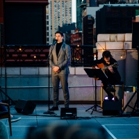 Photo Flash: Lauren Patten and Derek Klena Sing from The Rooftops with TodayTix Photos