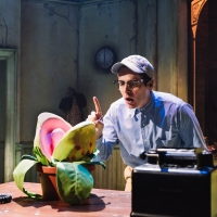Photo Flash: First Look at Jonathan Groff & More in LITTLE SHOP OF HORRORS Photos