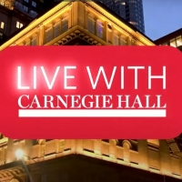 VIDEO: LIVE WITH CARNEGIE HALL Explores the Future of Music and More Photo