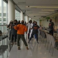 Heidi Duckler Dance Presents 'Ages Take Action: Give The Vaccine A Shot!' Photo