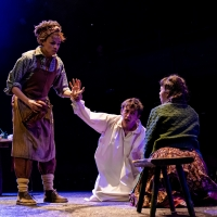 Photo Flash: First Look at THE OCEAN AT THE END OF THE LANE at the Dorfman Theatre Photo