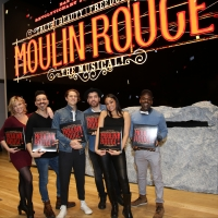Photo Coverage: MOULIN ROUGE! Celebrates Vinyl Release With a Signing Photo