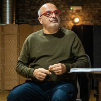 Photo Flash: Go Inside Rehearsals for FALLING STARS starring Peter Polycarpou and Sal Photo