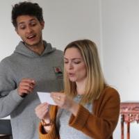 Photo Flash: Inside Rehearsal For  BANG BANG! at Wolverhampton Grand Photo