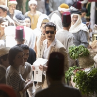 Photo Flash: First Look at Sacha Baron Cohen in THE SPY