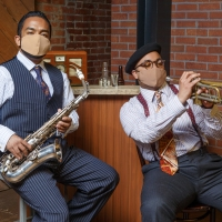 Photo Flash: Pittsburgh Opera Presents Charlie Parker's YARDBIRD Photos