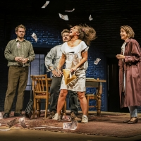 Photo Flash: First Look at VALUED FRIENDS