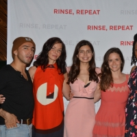 Photo Coverage: RINSE AND REPEAT Celebrates Opening Night Off-Broadway Photo
