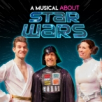 A MUSICAL ABOUT STAR WARS Opens at St. Luke's Theatre Tonight