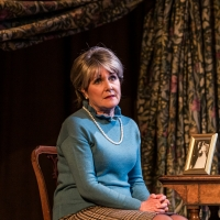 Photo Flash: Jan Ravens and Julia Watson in TALKING HEADS at Watford Palace Theatre Photo