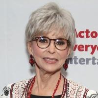 LISTEN: Rita Moreno Shares How She Got Involved in the WEST SIDE STORY Film