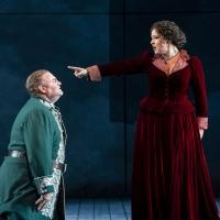 Photo Flash: Lyric Opera of Chicago Presents LUISA MILLER