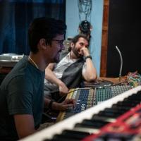Photo Flash: Inside Johanna Telander's KALEVALA THE MUSICAL Recording Session at Mirr Photo