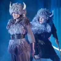 Photo Flash: Check Out Production Photos From THE SNOW QUEEN Photo