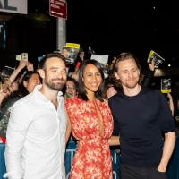 Photo Coverage: Tom Hiddleston, Zawe Ashton and Charlie Cox Meet Fans After First Pre Photo