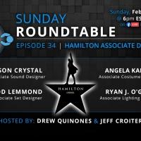 HAMILTON Associate Designers Join 4Wall Sunday Roundtable Photo