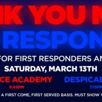 Starlite Drive-In Will Host a Thank You Night For First Responders Photo