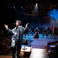 Photo Flash: First Look At Dave Malloy's MOBY-DICK At American Repertory Theater