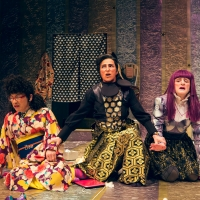 Photo Flash: First Look at La MaMa and Tokyo Metropolitan Theatre's U.S. Premiere of ONE GREEN BOTTLE Photos