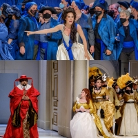 Photo Flash: Check Out The New Hungarian State Opera Production of ANDREA CHENIER on  Photo