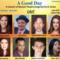 Cast Announced For Free Outdoor Musical Theatre Concert In Ellsworth Park This Month Photo