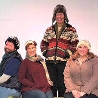Photo Flash: First Look at the Cast of ALMOST, MAINE at Chanticleers Theatre Photos