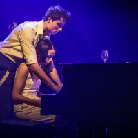 Photo Flash: First Look at THE LAST FIVE YEARS at Southwark Playhouse Photos