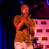 Photos: Nick Rashad Burroughs, Ben Fankhauser & More Join BROADWAY SESSIONS Reopening Photo
