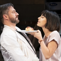 Photo Flash: First Look at Raul Esparza, Krysta Rodriguez & More in MCC's SEARED Photos