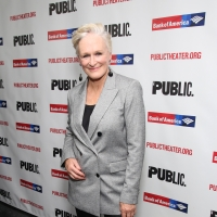 Glenn Close Joins Broadway Legends Holiday Ornament Collection Benefitting Broadway Cares/ Photo
