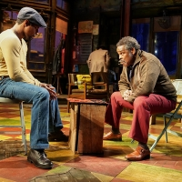Photo Flash: First Look at JITNEY at the Old Globe