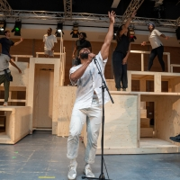 Photos/Video: Rehearsals Begin For GET UP, STAND UP! THE BOB MARLEY MUSICAL Photos