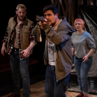 Photos: First Look at HOW TO SURVIVE AN APOCALYPSE at Finborough Theatre Photo