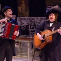 Photo Flash: Take a Look at Opening Night Photos of THE GIFTS OF THE MAGI at the Waln Photo