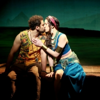 Photo Flash: First Look at THE PRINCE OF EGYPT in the West End Photos