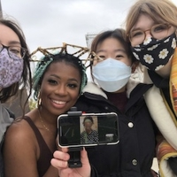 Artist Ayana Evans Debuts New Collaboration With U-M Students and Faculty Photo