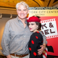 Photo Flash: MACK & MABEL Wraps Up Encores! Run Photos