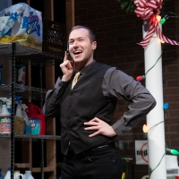 Photo Flash: Check Out New Photos of The New Jewish Theatre's FULLY COMMITTED Photo