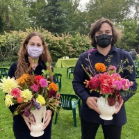 Photo Flash: LongHouse Reserve Celebrates Family Day and Dahlia Day! Photos