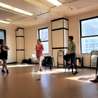 Photo Flash: Inside Rehearsals for GATSBY: A NEW MUSICAL at NY Summerfest 2019