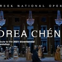 Greek National Opera Presents ANDREA CHENIER on GNO TV Photo