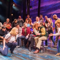 Photo Flash: COME FROM AWAY Celebrates First Birthday in the West End; New Block of T Photo