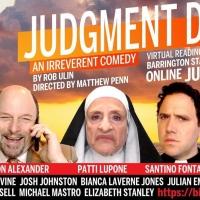 Barrington Will Stream an Encore Presentation Of JUDGMENT DAY With Jason Alexander, P Photo