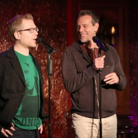 VIDEO: Watch Original RENT Stars Adam Pascal & Anthony Rapp on STARS IN THE HOUSE Photo