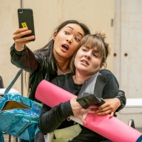 Photo Flash: Inside Rehearsal For TEENAGE DICK at Donmar Warehouse