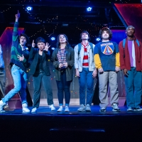 Photos: The Cast of STRANGER SINGS! Takes Opening Night Bows