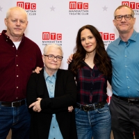 Photo Coverage: Mary-Louise Parker, Paula Vogel and More at HOW I LEARNED TO DRIVE Me Photo